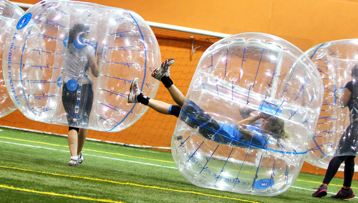 bubble football 1